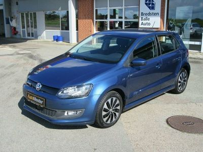 brugt VW Polo TSi 95 BlueMotion