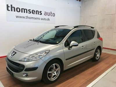 used Peugeot 207 1,6 HDi XR+ SW