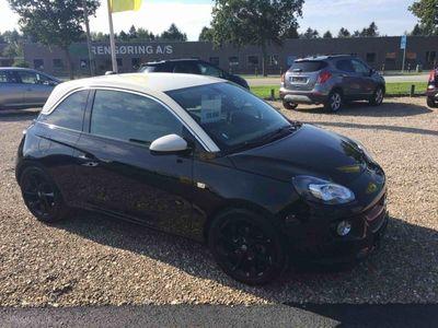 used Opel Adam 1,4 SLAM Start/Stop 100HK 3d