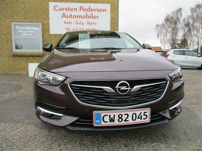 brugt Opel Insignia Grand Sport 1,5 Turbo Dynamic Start/Stop 165HK 5d 6g Aut.