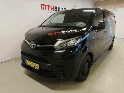 brugt Toyota Proace Medium 1,5 D Comfort 120HK Van 6g