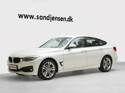 second-hand BMW 320 Gran Turismo d 2,0 xDrive aut.