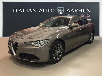 brugt Alfa Romeo Giulia 2,0 Turbo Edizione 200HK 8g Aut.