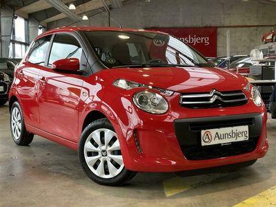 brugt Citroën C1 1,2 PureTech Sport 82HK 5d