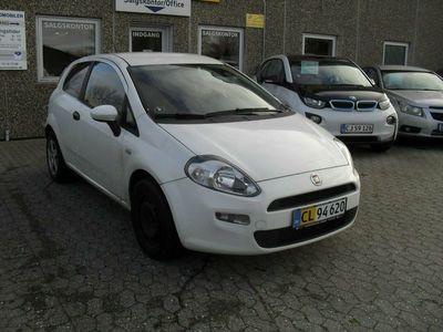 brugt Fiat Punto 1,3 MJT 85 Van