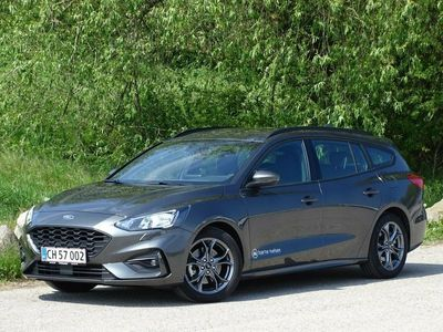 used Ford Focus 1,5 EcoBoost ST-Line stc. aut.
