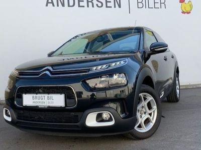 brugt Citroën C4 Cactus 1,2 PureTech Skyline 110HK 5d 6g