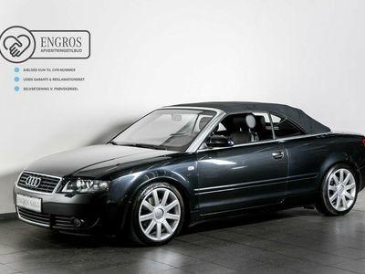 usata Audi A4 Cabriolet 2,4 V6