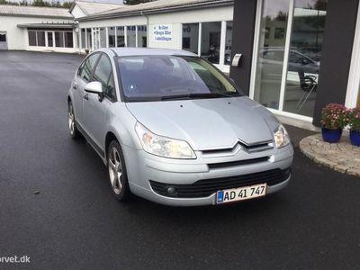 brugt Citroën C4 1,6 HDI Prestige 110HK 5d