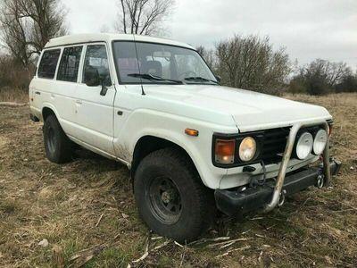 brugt Toyota Land Cruiser 4,0 D