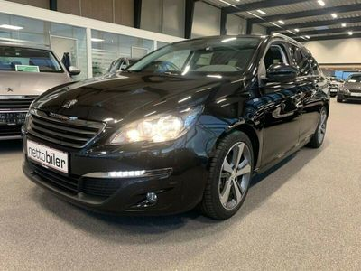 brugt Peugeot 308 1,2 e-THP 110 Style SW