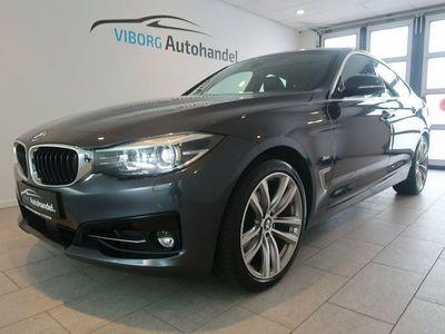 brugt BMW 330 Gran Turismo d 3,0 Sport Line xDrive