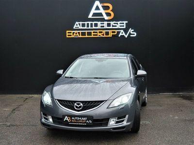 brugt Mazda 6 1,8 Advance