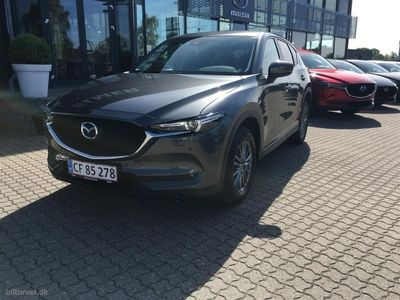 gebraucht Mazda CX-5 2,5 Skyactiv-G Vision 194HK 5d 6g Aut.
