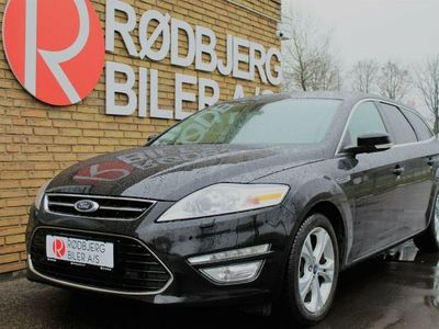 käytetty Ford Mondeo 2,0 TDCi 163 Business stc. aut.