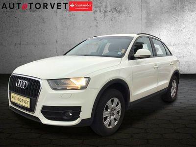 brugt Audi Q3 2,0 TDi 140