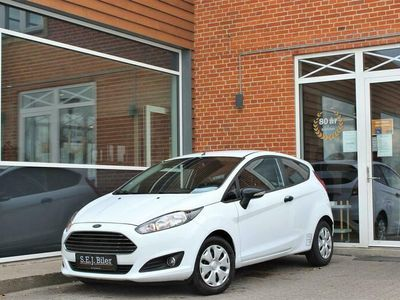 brugt Ford Fiesta 1,5 TDCi ECOnetic Trend 95HK 3d A++