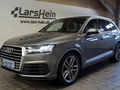 gebraucht Audi Q7 3,0 TDi 272 S-line quat. Tiptr. 7p