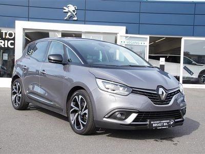 brugt Renault Scénic 1,5 Energy DCI Bose EDC 110HK 7g Aut.