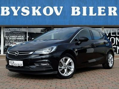 brugt Opel Astra 1.6 CDTi 136 Dynamic aut.