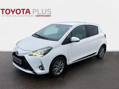 brugt Toyota Yaris 1,5 VVT-I T2 Executive 111HK 5d 6g A+