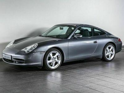 brugt Porsche 911 Carrera 4 3,6 Coupé Tiptr.