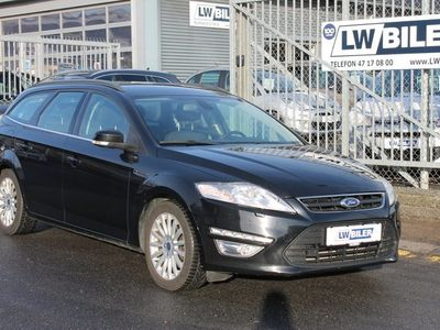 käytetty Ford Mondeo 2,0 TDCi 140 Collection stc.