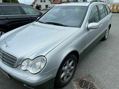 brugt Mercedes C220 2,2 CDi Classic stc. aut.
