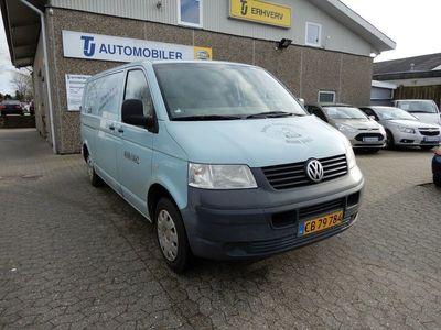 brugt VW Transporter 1,9 TDi 104 Kassevogn lang