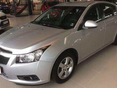 brugt Chevrolet Cruze 1,8 LT 141HK 5d
