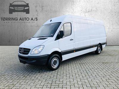 brugt Mercedes Sprinter 316 2,1 CDI R3 163HK Van 6g - Varebil - hvid