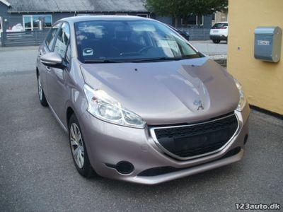 brugt Peugeot 208 1,2 VTi Active 5d