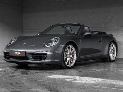 brugt Porsche 911 Carrera 4S Cabriolet 3,8 PDK 400HK 7g Aut.