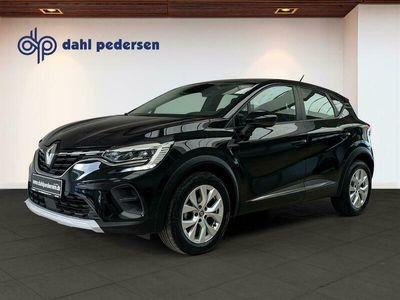 brugt Renault Captur 1,5 Blue DCi Zen EDC 115HK 5d 7g Aut. A+