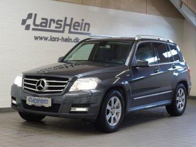 brugt Mercedes GLK220 CDi aut. 4-M BE Van