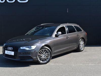 used Audi A6 3,0 TDi 245 Avant quattro S-tr.