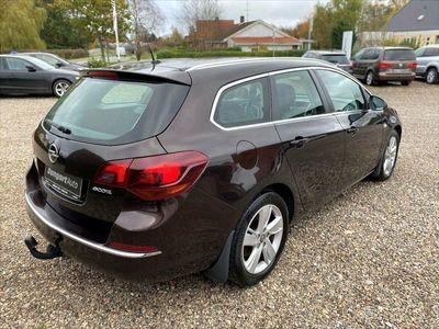 brugt Opel Astra CDTi 110 Sport ST eco