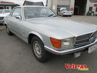 used Mercedes 350 SLC