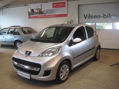 brugt Peugeot 107 1,0 Sportium 68HK 5d