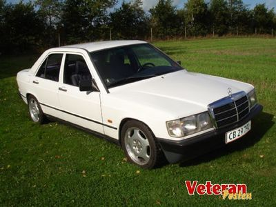 brugt Mercedes 190 Mercedes-Benz 190E