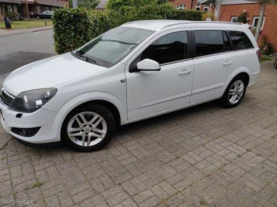 käytetty Opel Astra Wagon 1,9 CDTI Limited 120HK Stc 6g