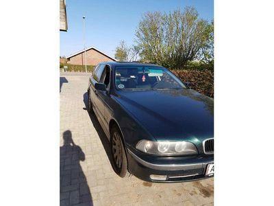 brugt BMW 520 2,0 Touring