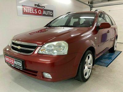 brugt Chevrolet Nubira 1,8 CDX stc.