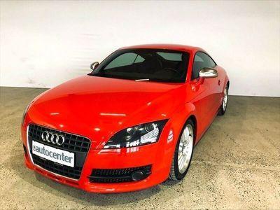 brugt Audi TT TFSi Coupé