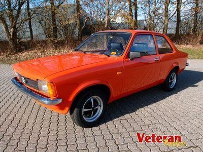 käytetty Opel Kadett C 1,2