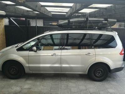 usado Ford Galaxy 2,0 UOPLYST