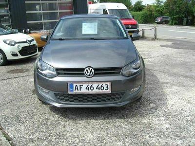 brugt VW Polo 1,4 Comfortline 85HK 5d