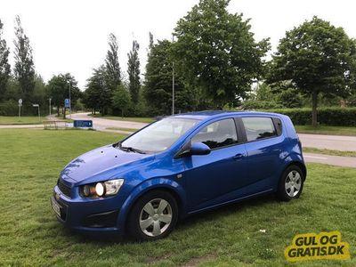 brugt Chevrolet Aveo 2013 ,1,2/LS ECO, 5d