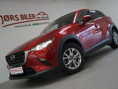 brugt Mazda CX-3 2,0 Sky-G 121 Vision aut.