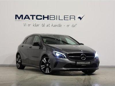 brugt Mercedes A200 1,6 7G-DCT 156HK 5d 7g Aut.